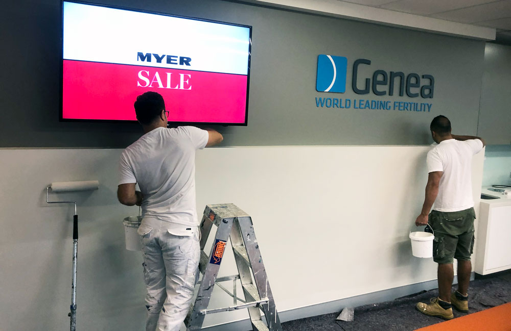 Commercial Painting Services Sydney - Sydney Painters