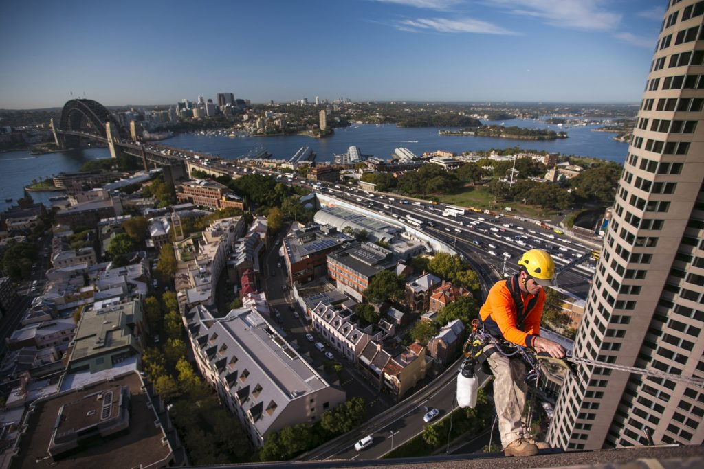 Commercial Rope Access - Sydney Painters