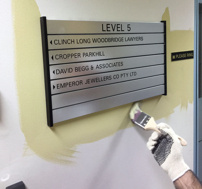 Office Painting Service by Sydney Painters