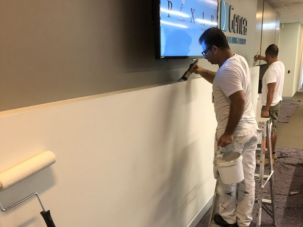 Commercial Office Painting Service in Sydney